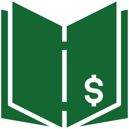 Accounting Icon - Bookkeeping