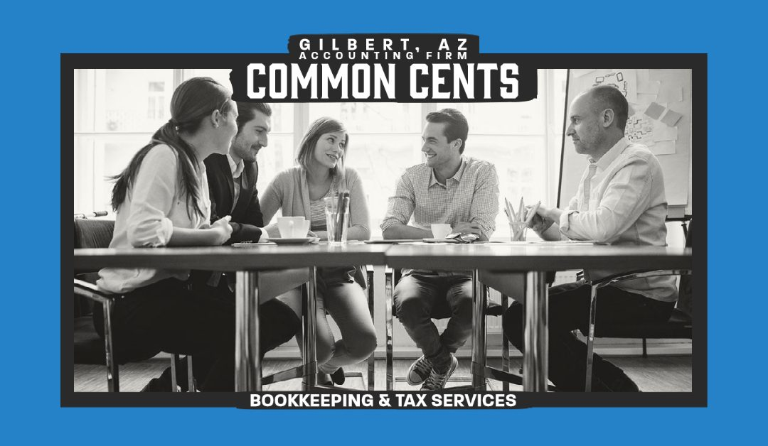 Welcome to Common Cents Bookkeeping & Tax Services' Website